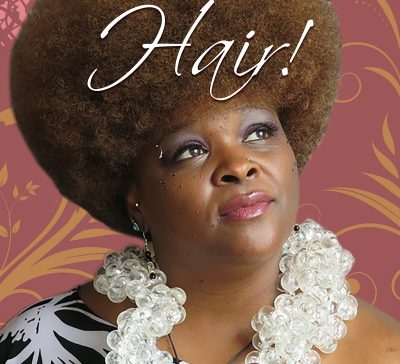 """Hair is an Antennae""  by Nicole Lee"