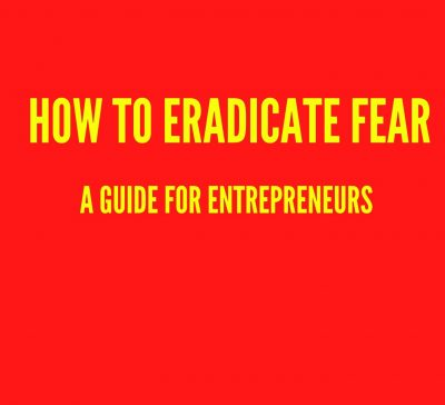 """Fears of an Entrepreneur"""